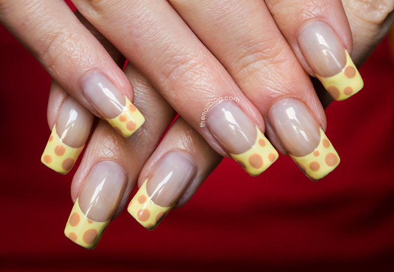 Cheese manicure